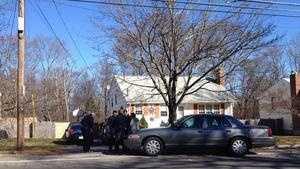 Brockton No Quincy driveway shooting