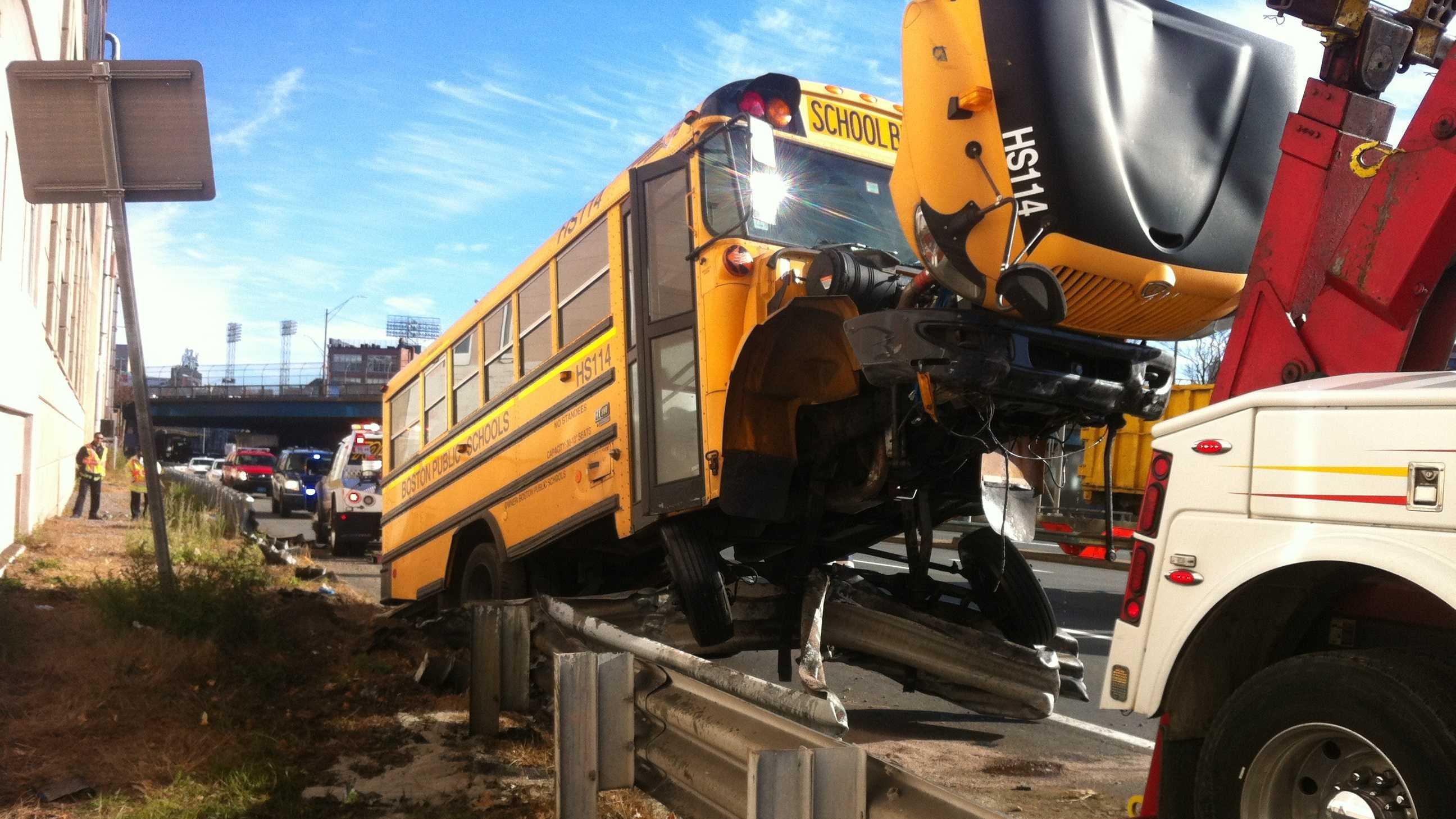 Pike bus crash 1120