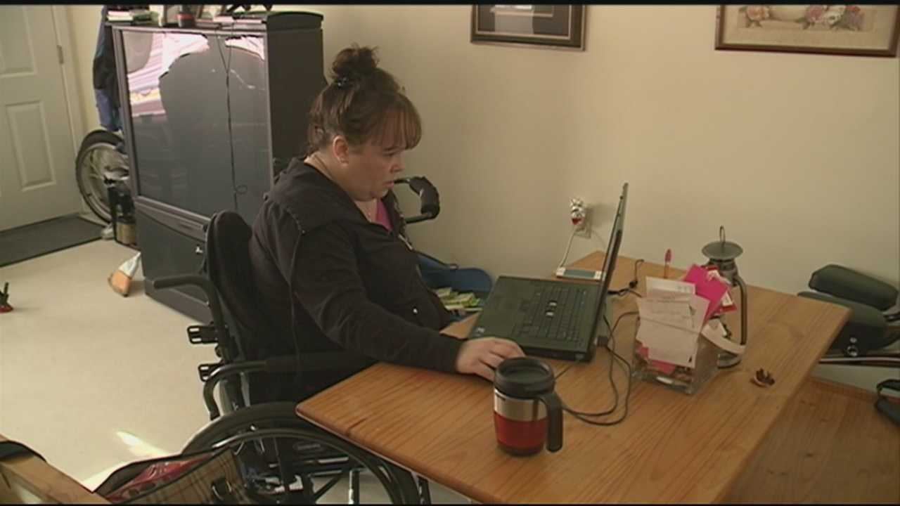 Woman paralyzed after sneeze leads to car crash