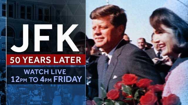 JFK Watch Live Graphic