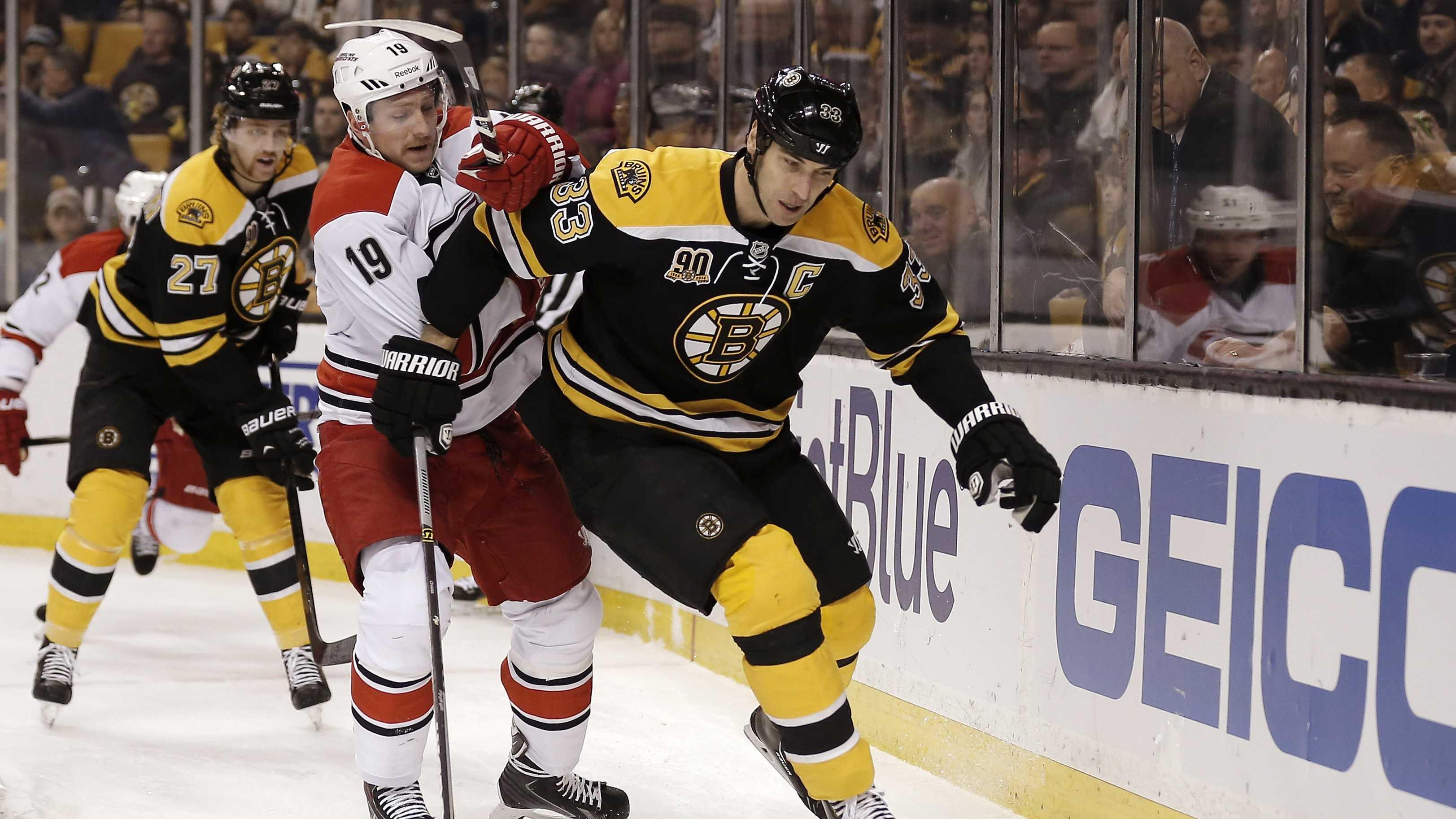Bruins, Canes 1123