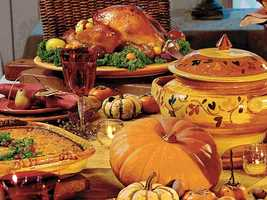 Dieting during the holiday doesn't have to mean skipping out on your Thanksgiving favorites. Check out these tips from Anne Danahy, a nutritionist from Harvard Vanguard Medical Associates.