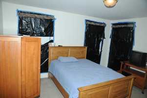 Photos from inside Adam Lanza's bedroom.