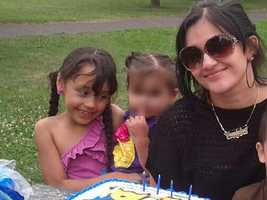 Brianna Rosales and her mother Glendalee Alvarado.