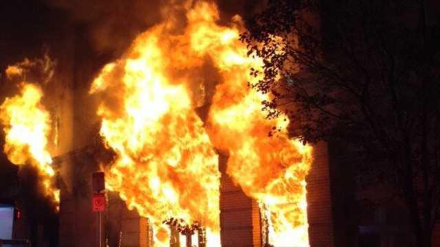 Summer Street Fire 120313