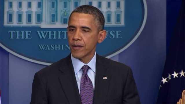 President Obama on Mandela