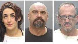 Purple heart suspects 126