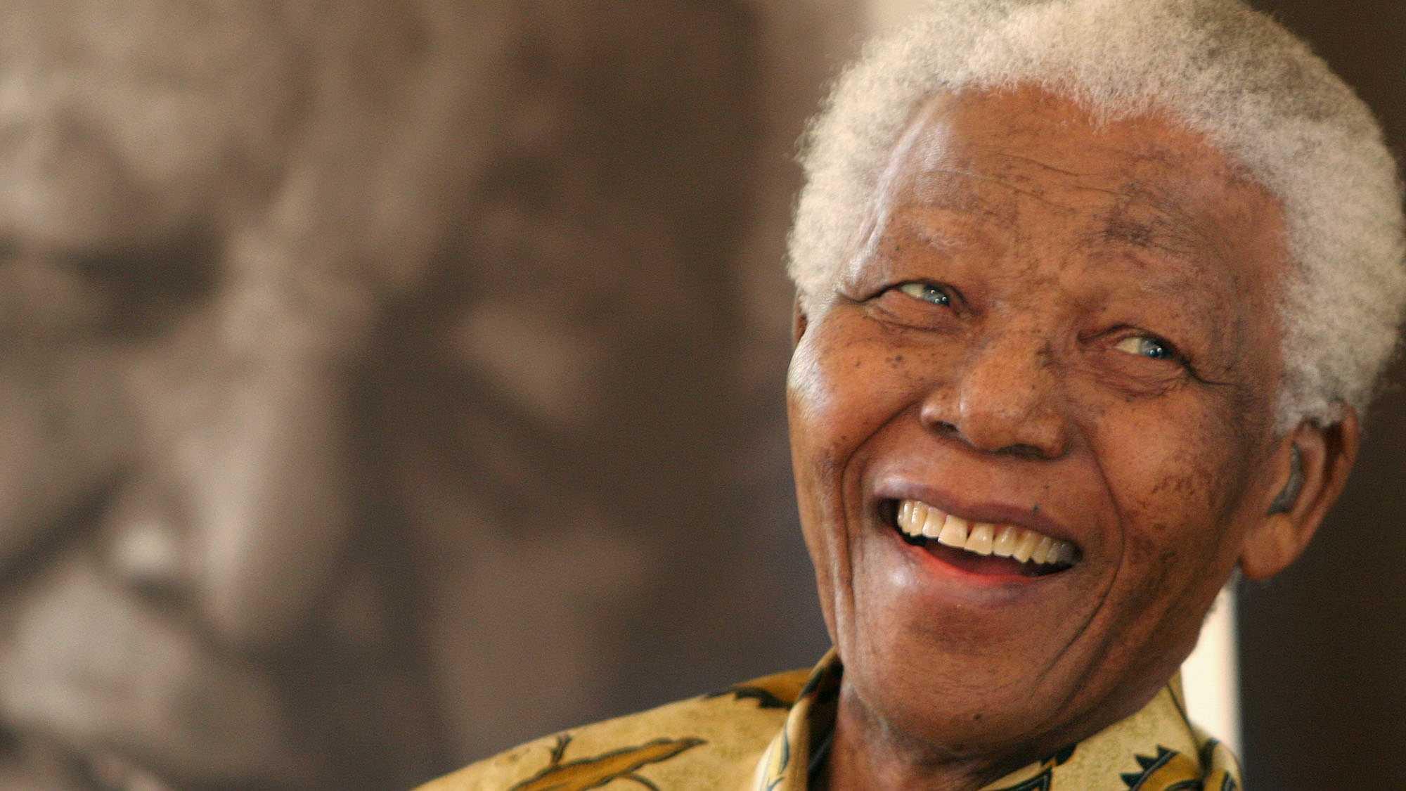 Nelson Mandela 120813