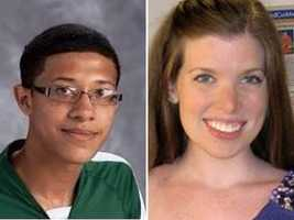 Danvers High School teacher Colleen Ritzer was found dead behind the school on Oct. 23. Student Philip Chism, 14, was later charged the beloved teacher's death.