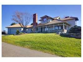 51 Vaughn Hill Road is on the market in Bolton for $2 million.