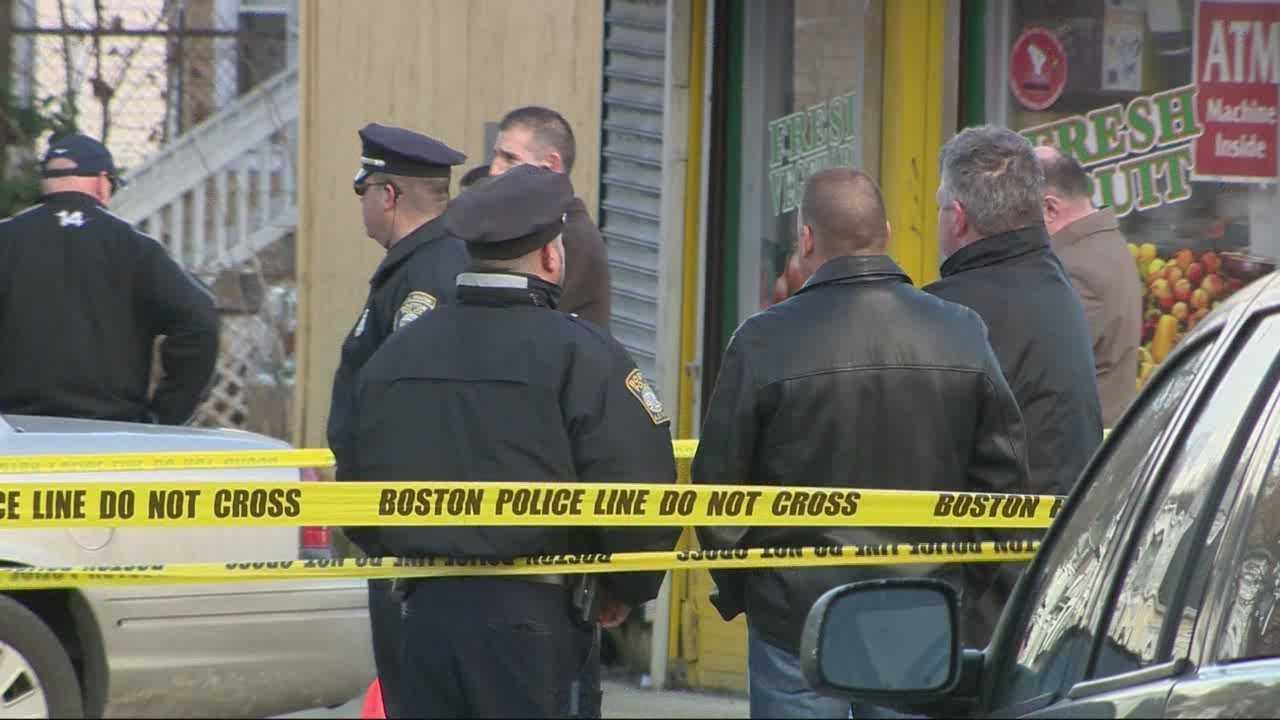 Boston cop shooting