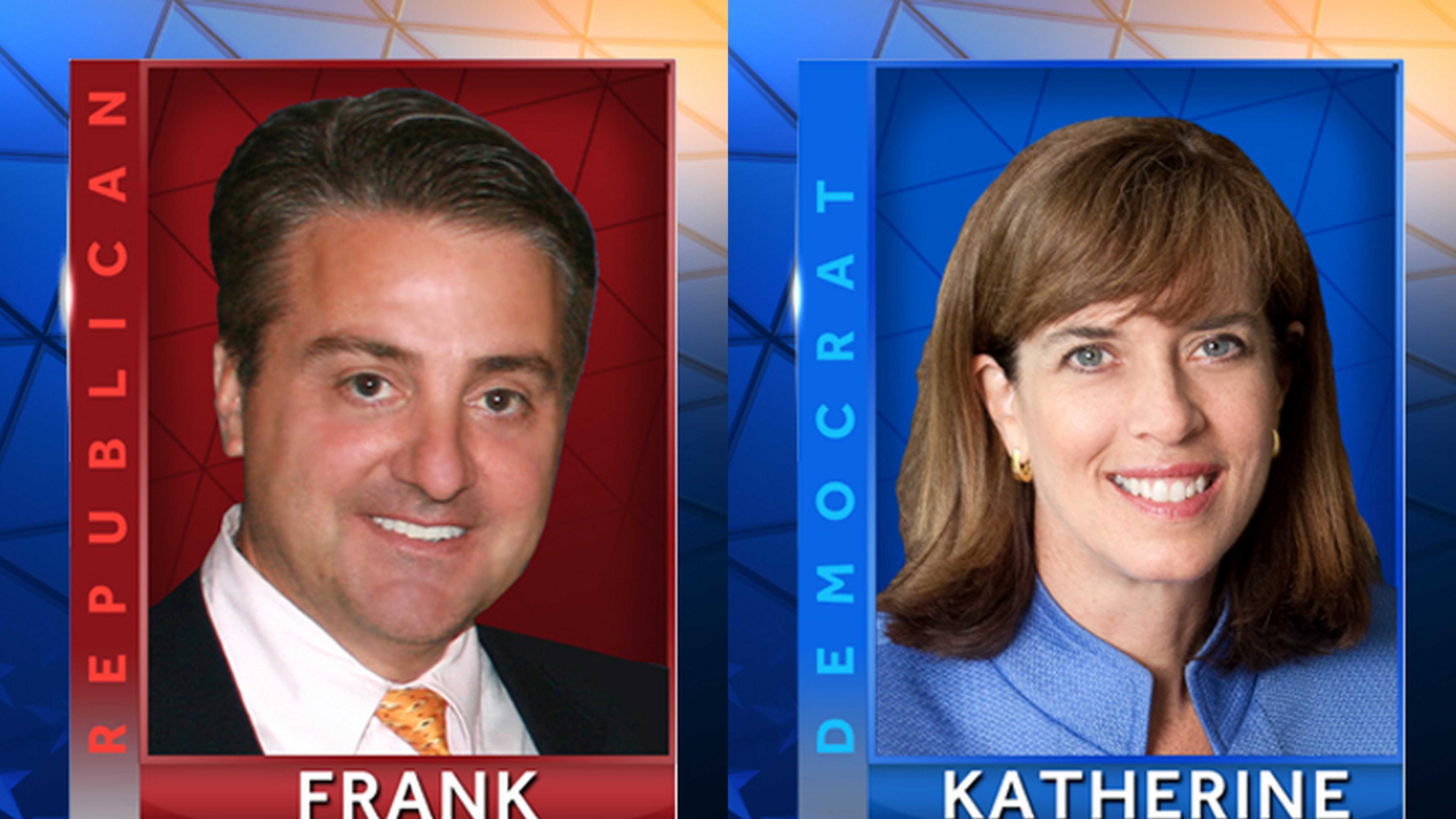 Frank Addivinola, Katherine Clark