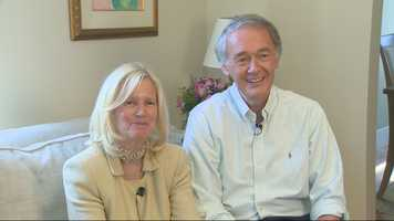 Sen. Ed Markey was sworn in on July 16.