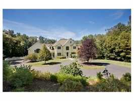 26 Hoveys Pond Drive is on the market in Boxford for $1.2 million.