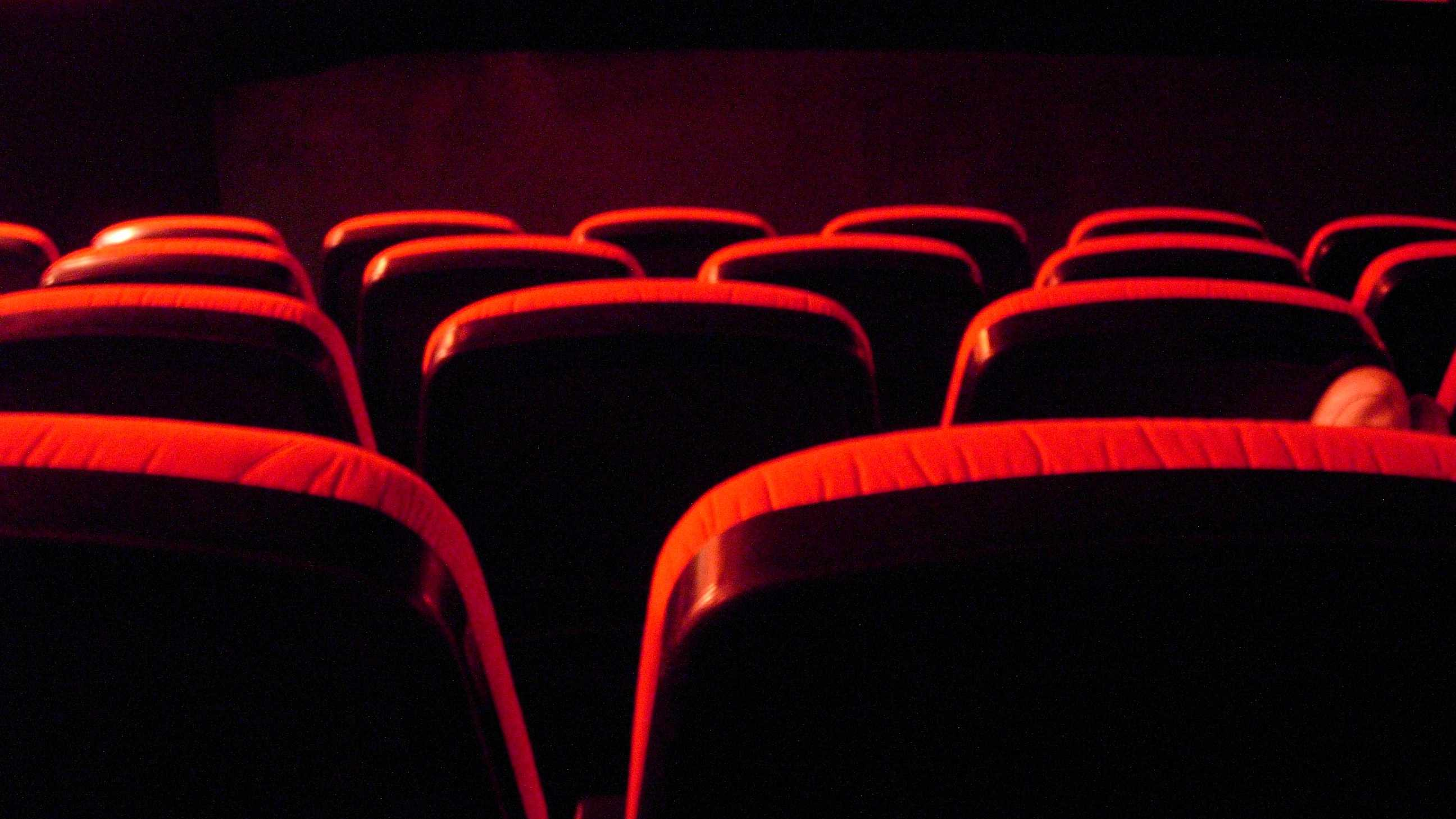 Movie Theatre chairs 121513
