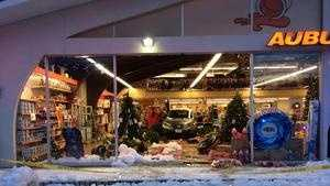 Cohasset hardware store crash