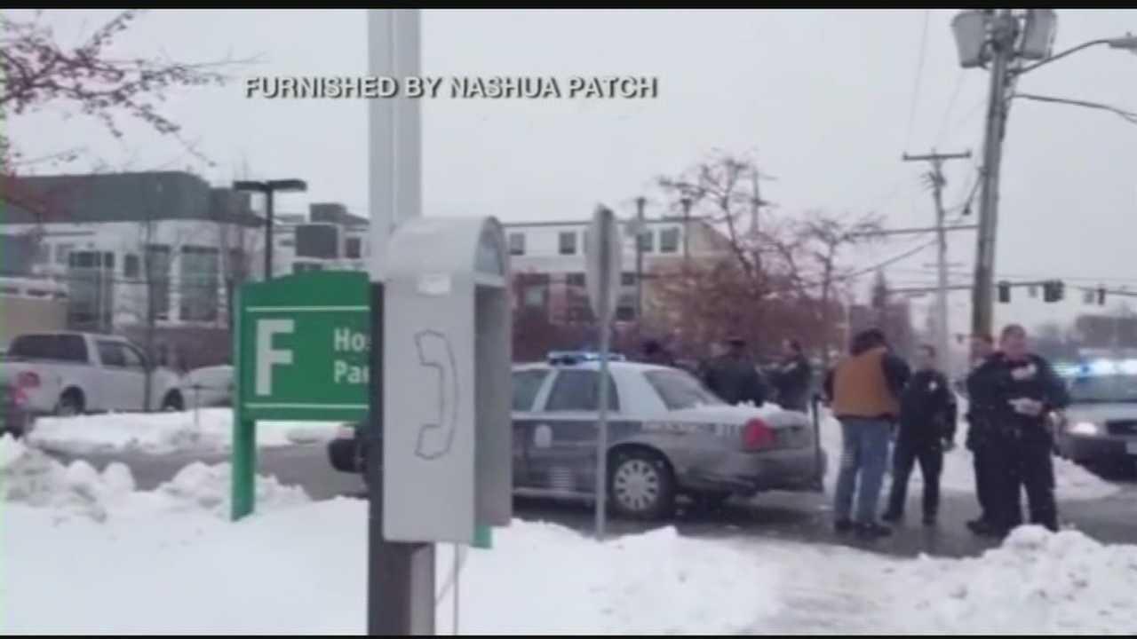 Nashua gun incident