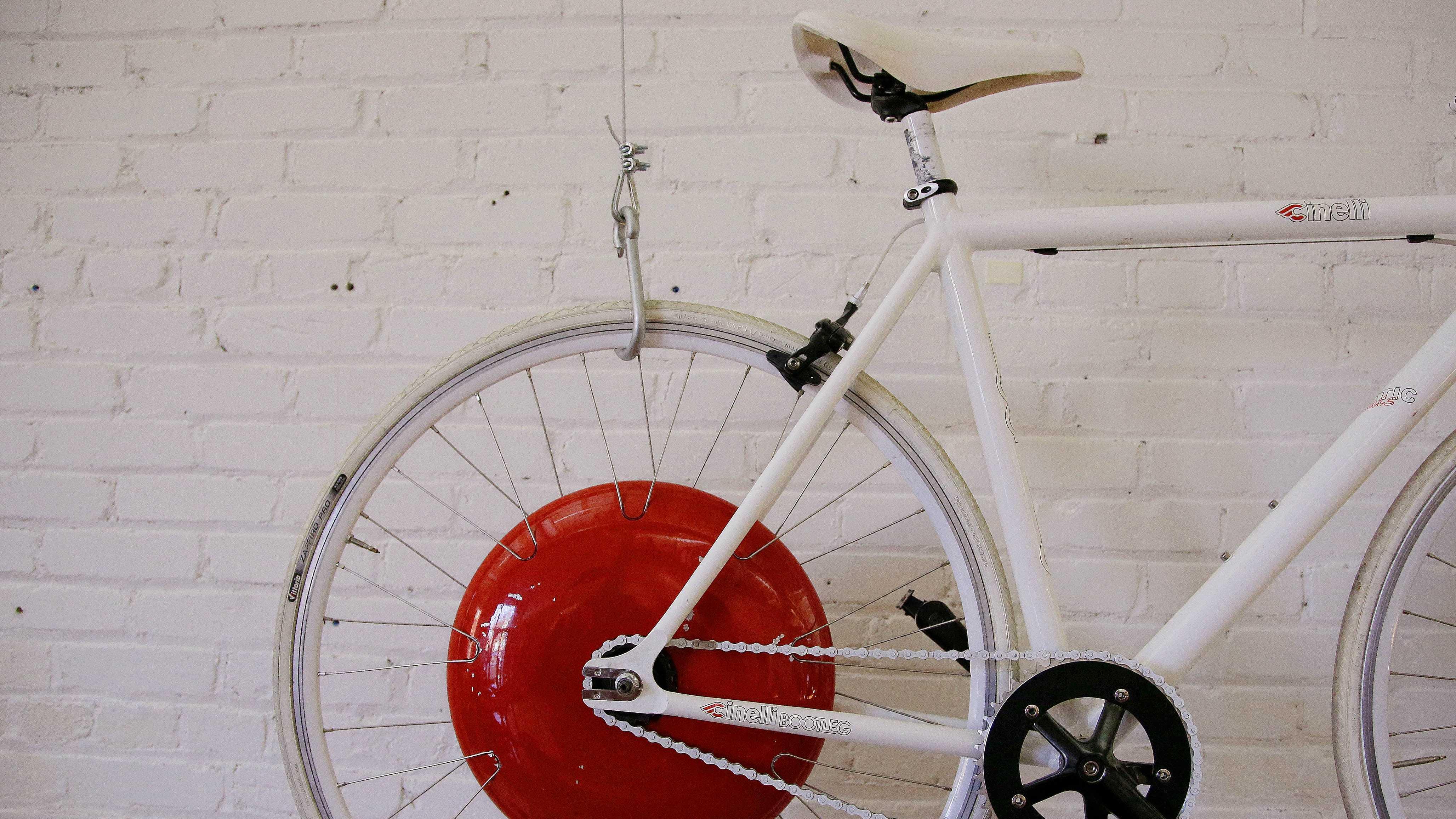Copenhagen Wheel smart bicycle MIT 121813
