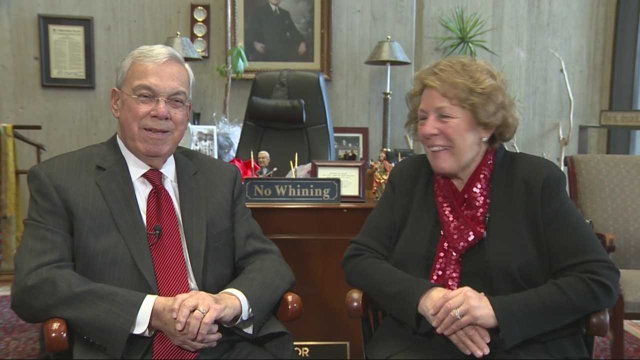 What's next for Tom and Angela Menino?