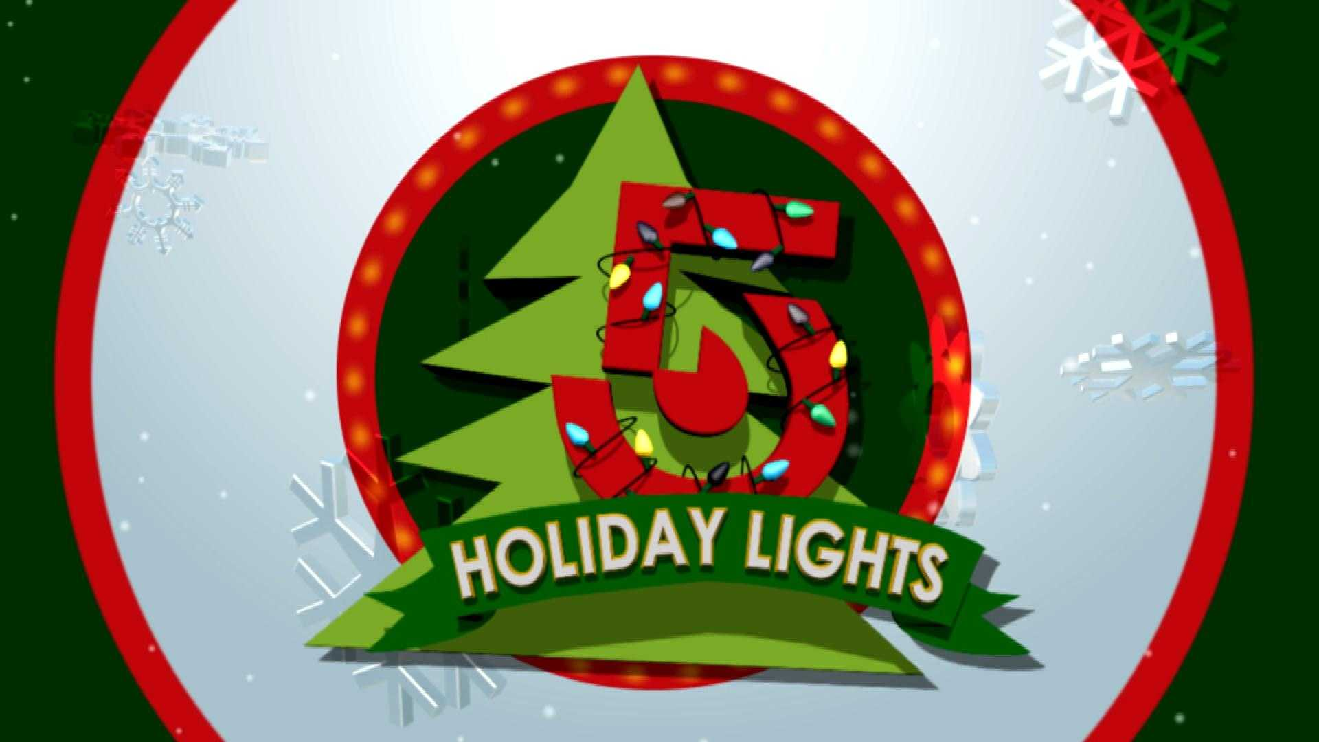 Tuesday, December 24: Holiday Lights