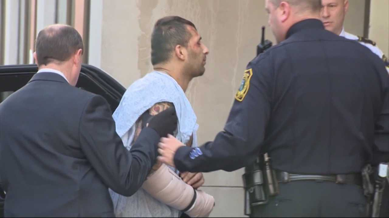 Quincy man in court after robbery, standoff