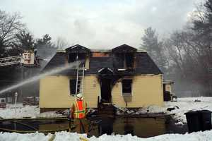 Firefighters are seeking donations to help a Westford family that lost everything in a fire days before Christmas.