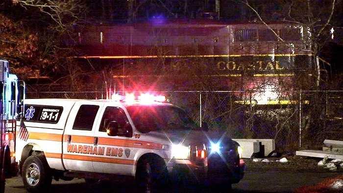 Pedestrian killed in Wareham train accident