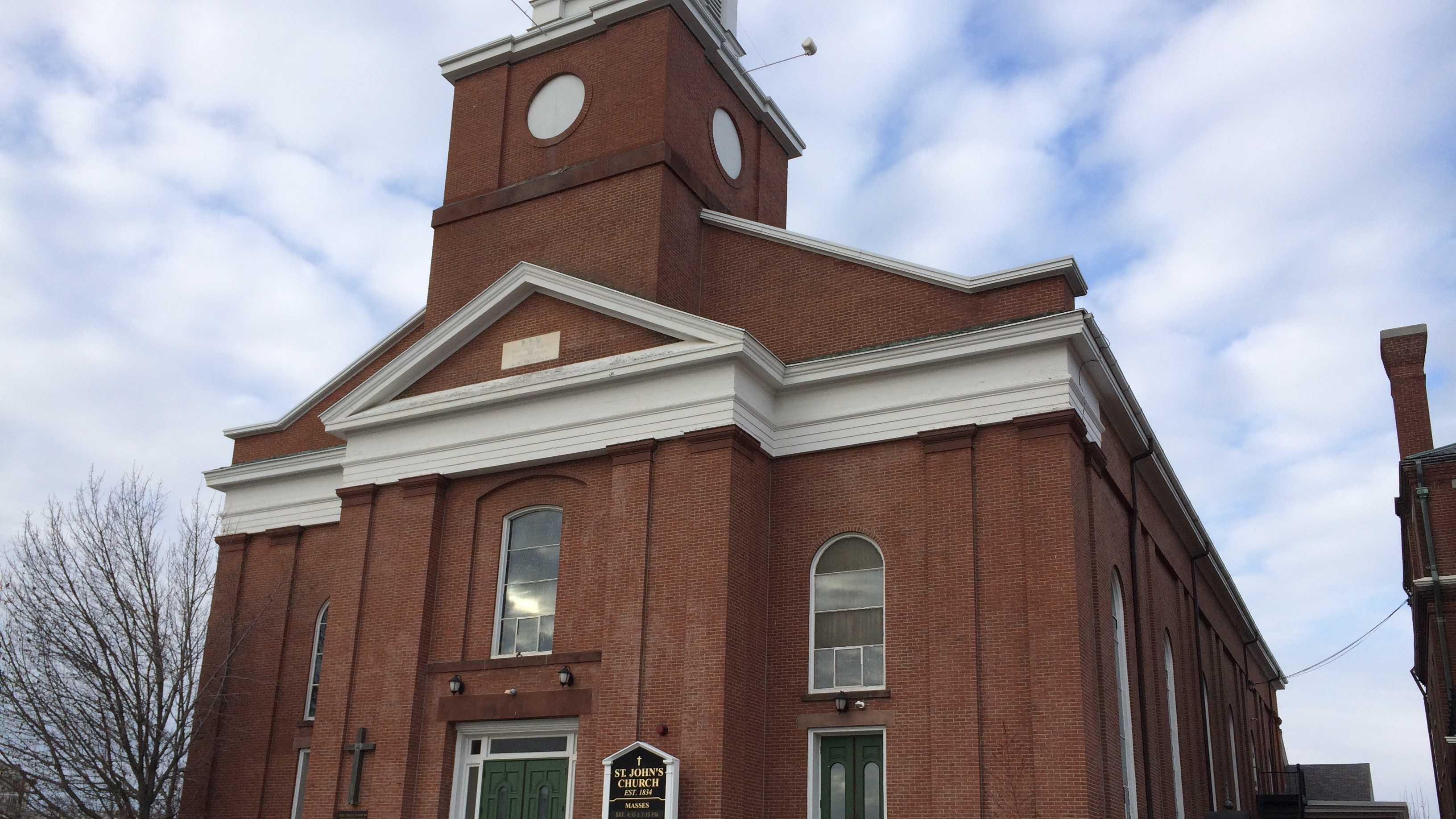 St. Johns Church Worcester 122413