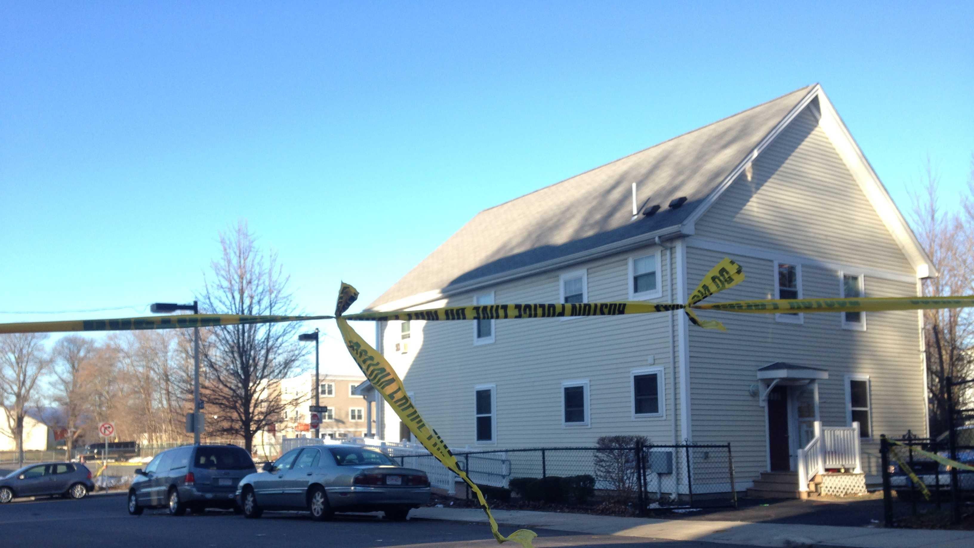 Wales Street Dorchester Shooting 122513