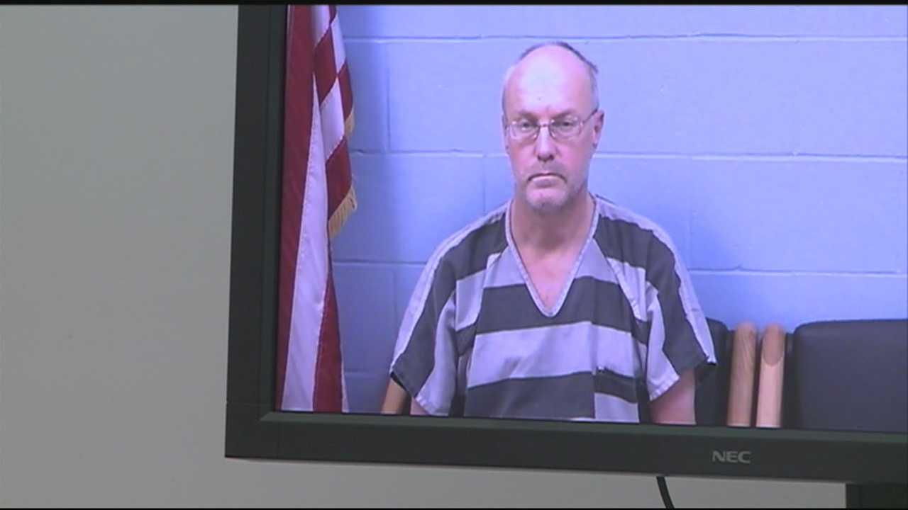 Man held without bail after murder arraignment
