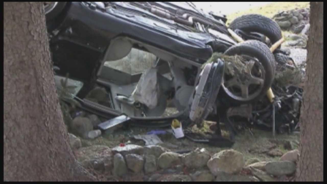Neighbors stunned man survives horrific crash