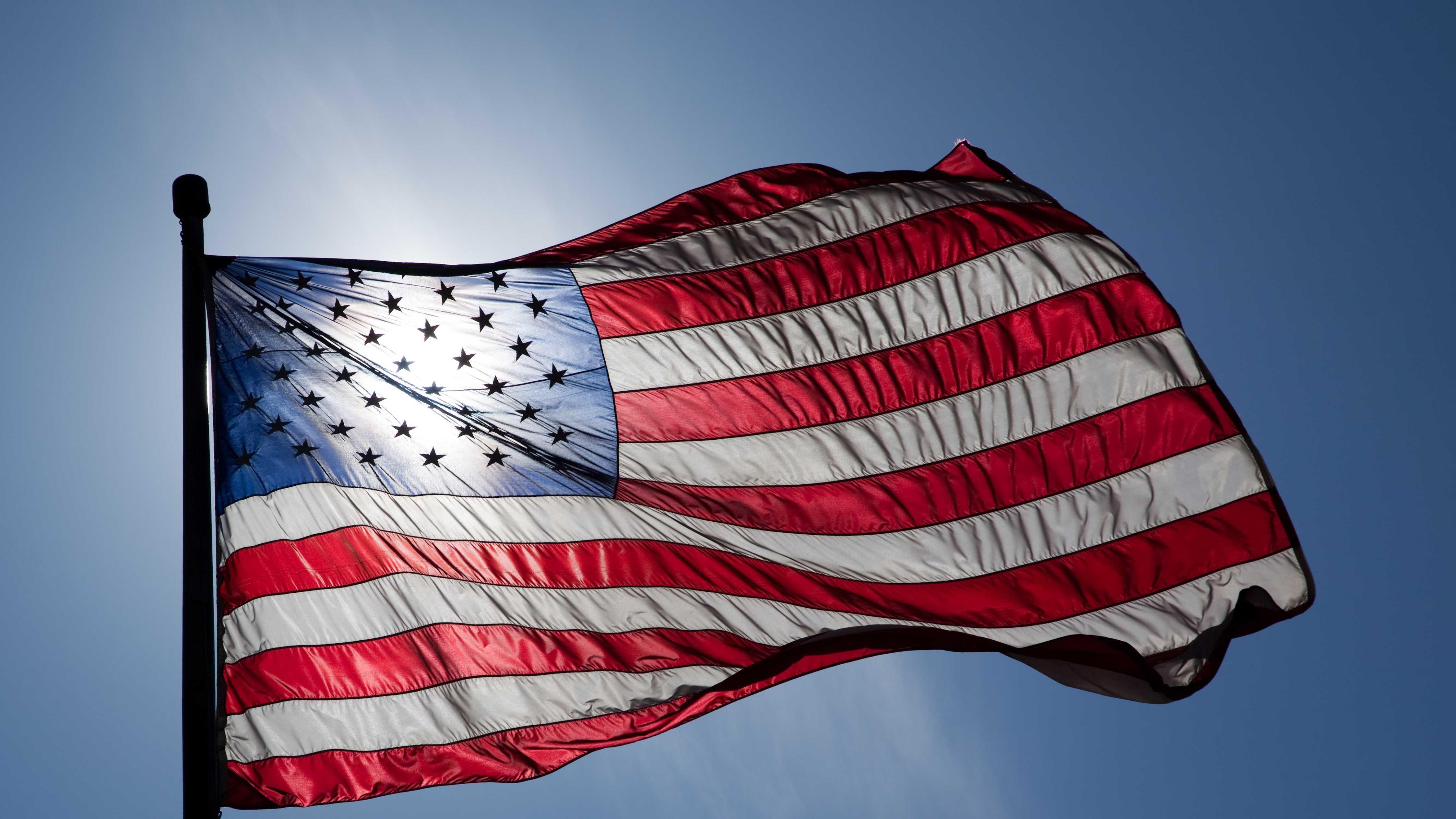 United States Flag 010114