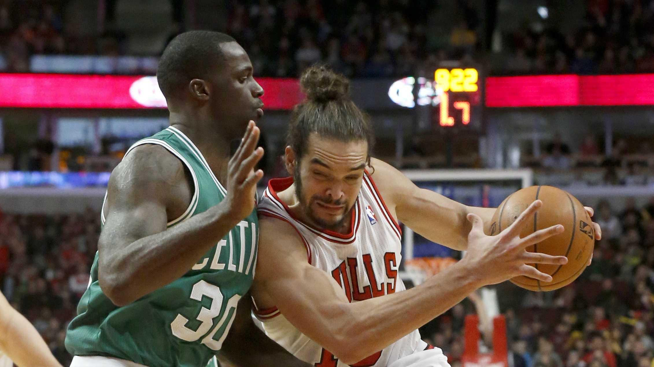Celtics, Bulls 1.3