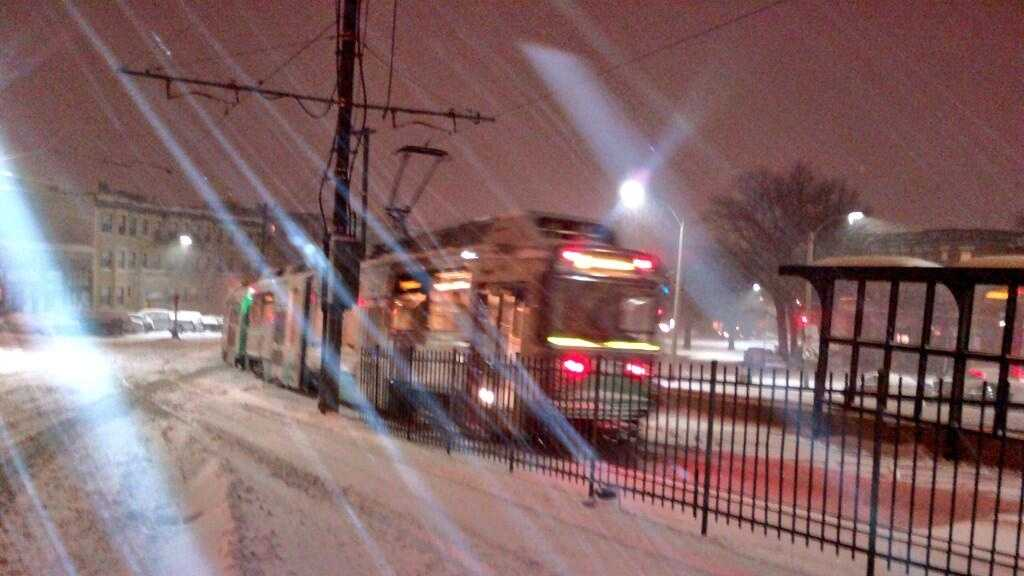 MBTA Snow train 1.3