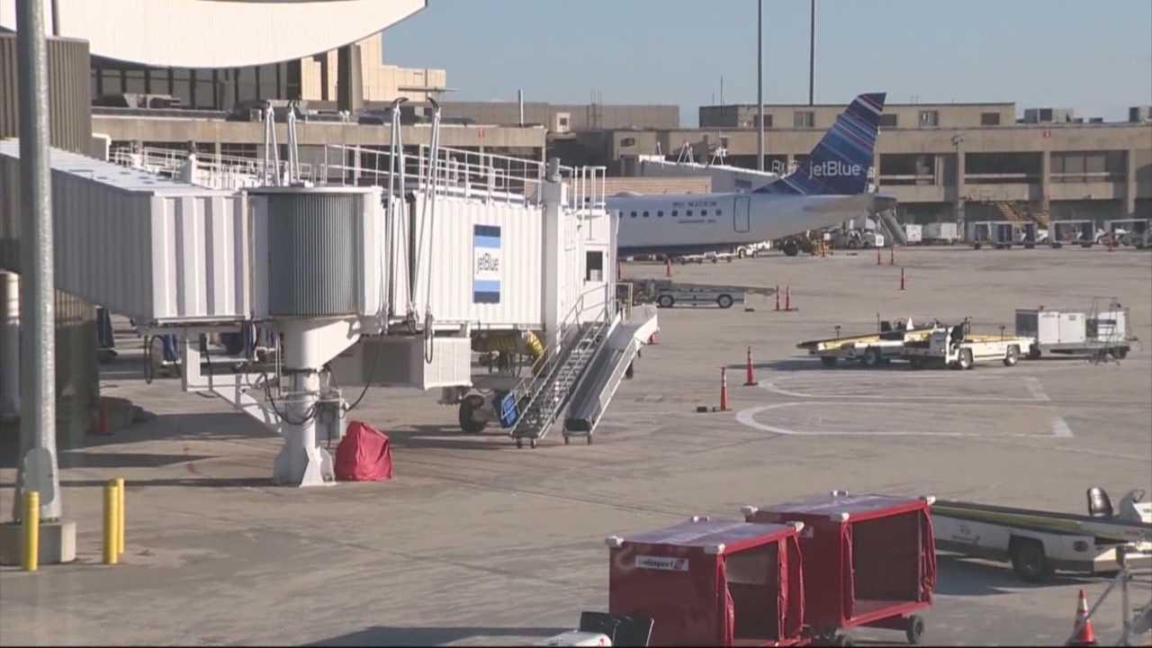 JetBlue flights resuming at Logan