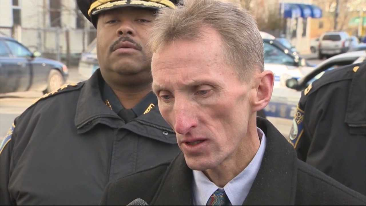 Evans tapped to be next BPD commish