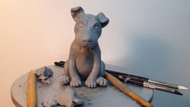 Puppy Doe Figurine 010814