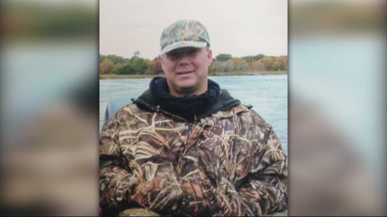 Miracle that hunter survived boat capsize, wife says