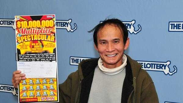 Everett lottery winner