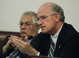 Massachusetts Rep. William Keating ranks 163rd in the House in net worth, according to the Center for Responsive Politics.