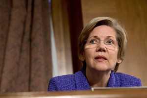 Sen. Warren's net worth in 2012, according to the Center for Responsive Politics, was between $3,820,028 to $10,161,000
