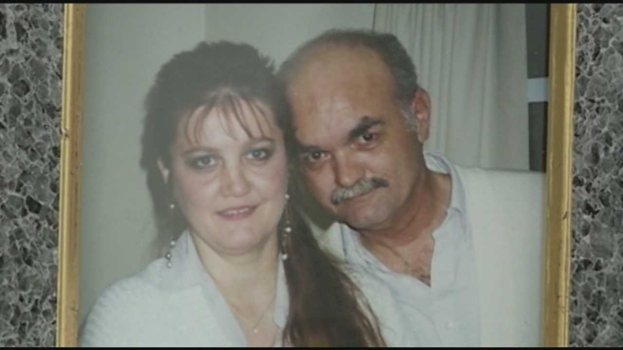 Widow blames robbery for man's death
