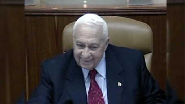 Ariel Sharon obit