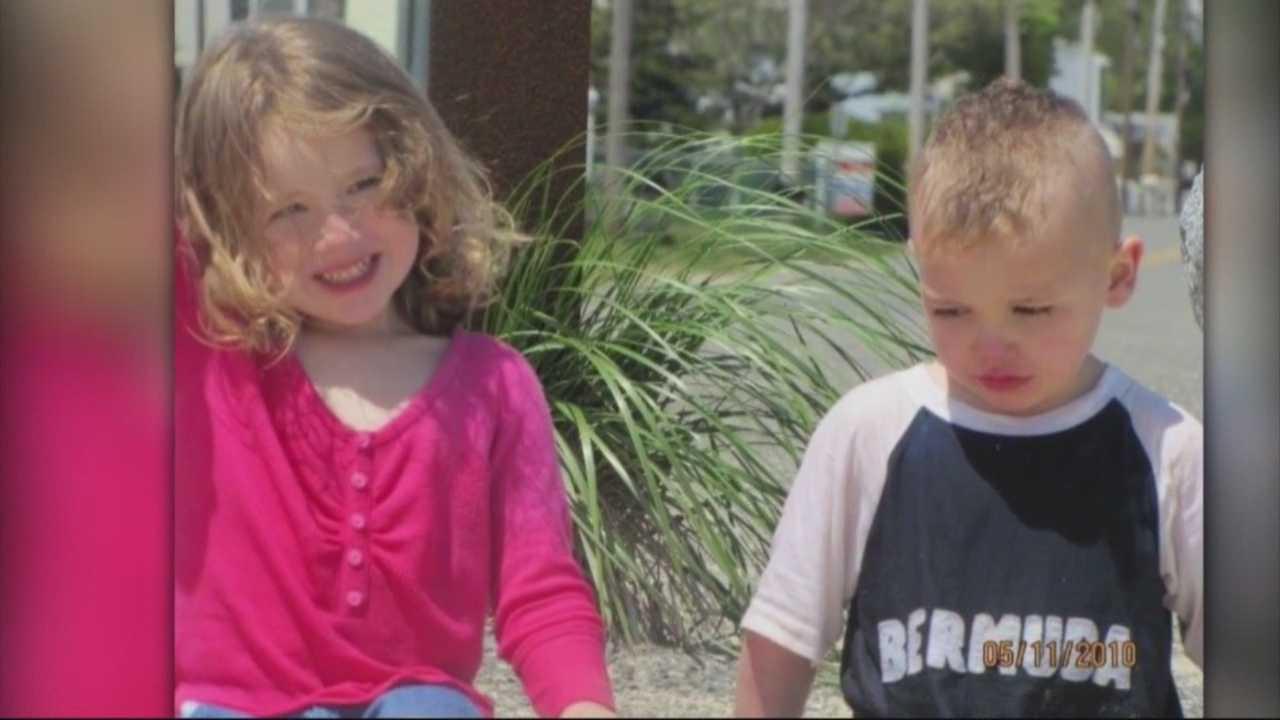 Lexi, Sean Munroe  Franklin hope chest victims