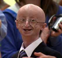 Sam Berns was a teenager whose battle with a rare genetic condition that accelerates the aging process became the subject of an HBO documentary.