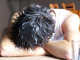 Nursing a hangover?