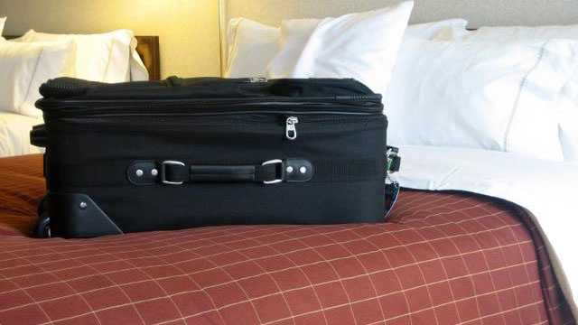 Hotel, suitcase, 1.16
