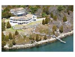 20 Biskie Head Point is on the market in Gloucester for $1.55 million.