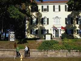 Hingham's Derby Academy founded in 1784 is the oldest co-educational school in the United States.