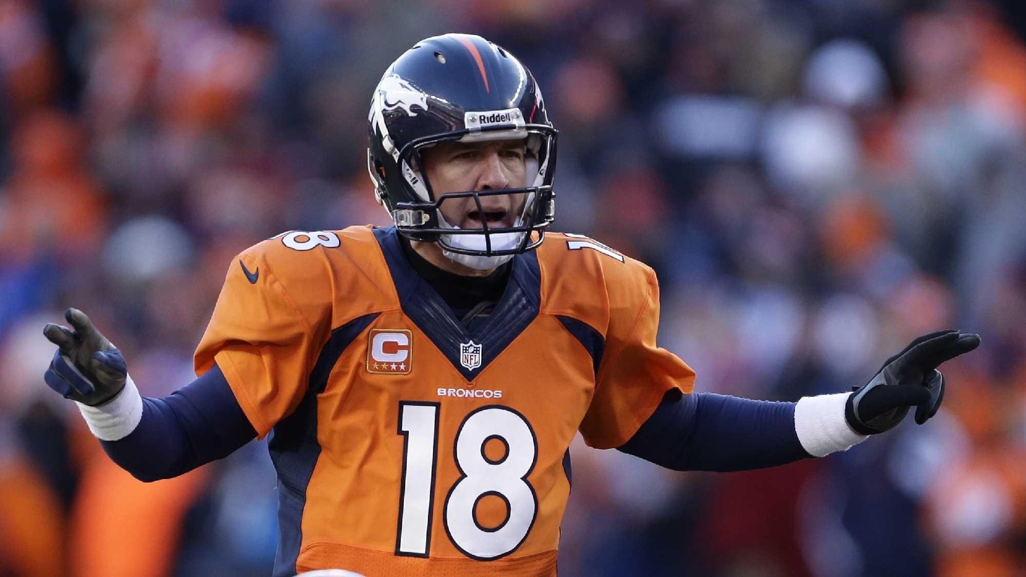 Peyton Manning 011914